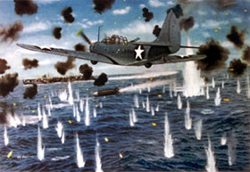 The Battle at Midway